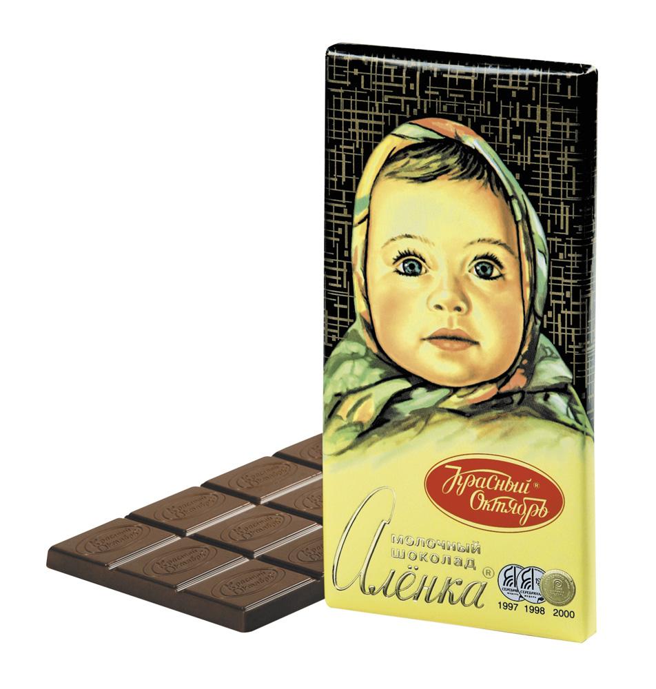 аленка шоколад фото