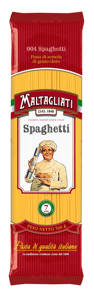 Макароны Maltagliati Спагетти 500г