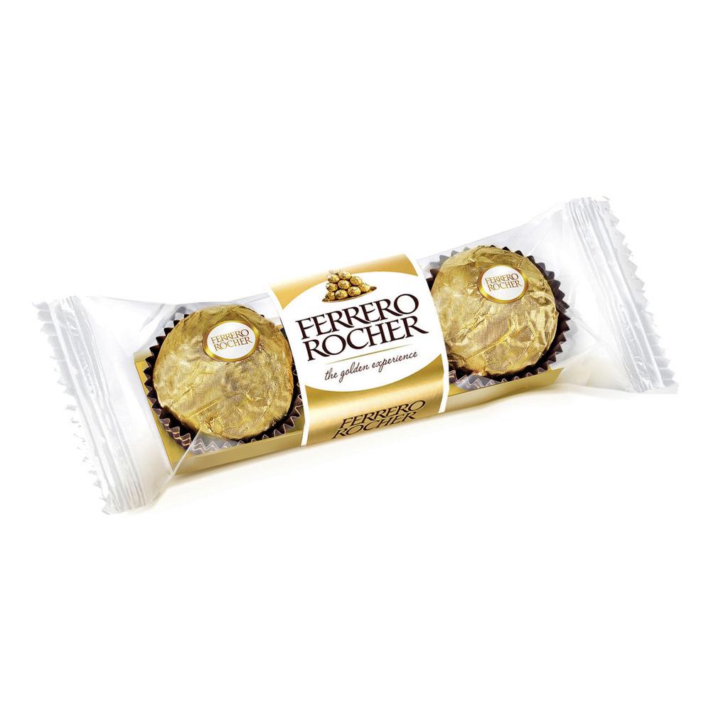 Набор конфет Ferrero Rocher с орехом 37,5г