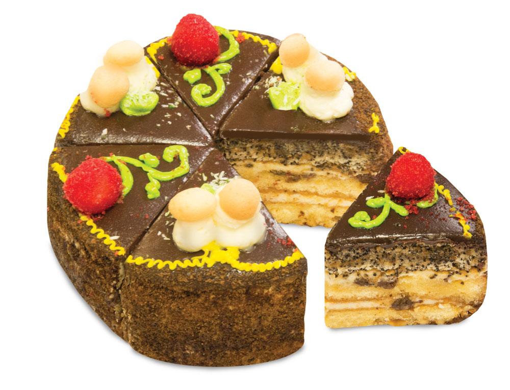 Торты и пирожные Торт У Палыча Лесная поляна 650г