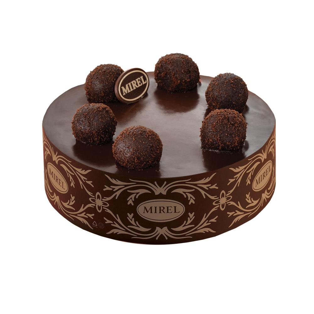 Торты и пирожные Торт Mirel Бельгийский шоколад 900г