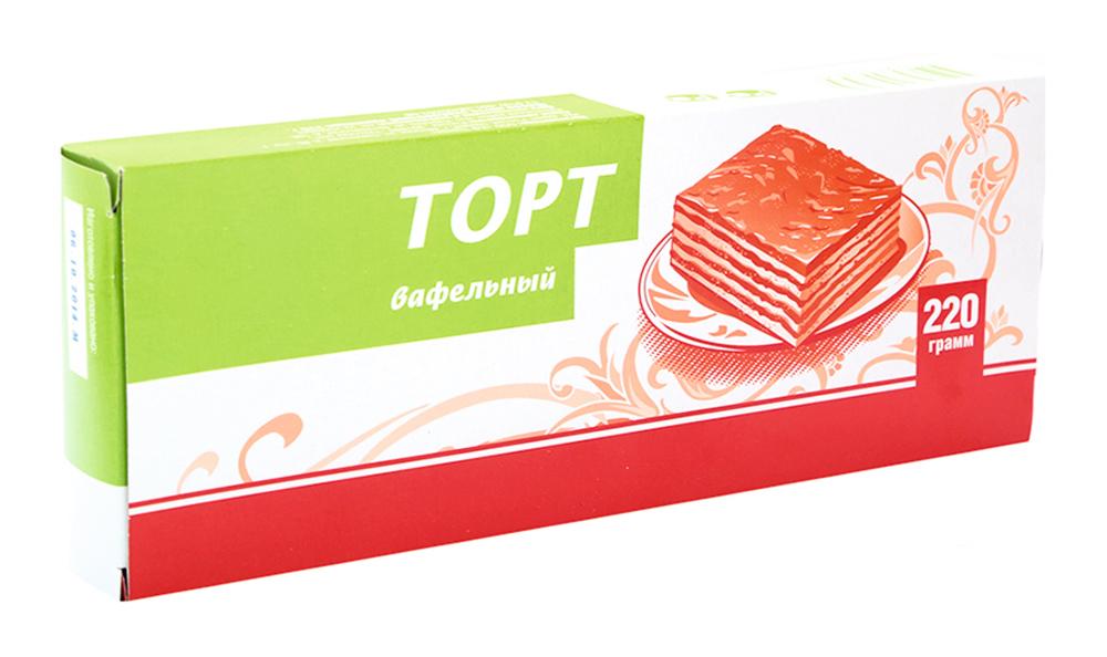 Торты и пирожные  Окей Доставка Торт вафельный ТЧН! 200г