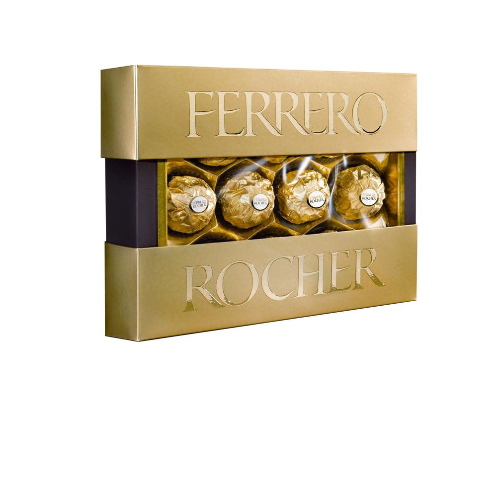 Набор конфет Ferrero Rocher с орехом 125г