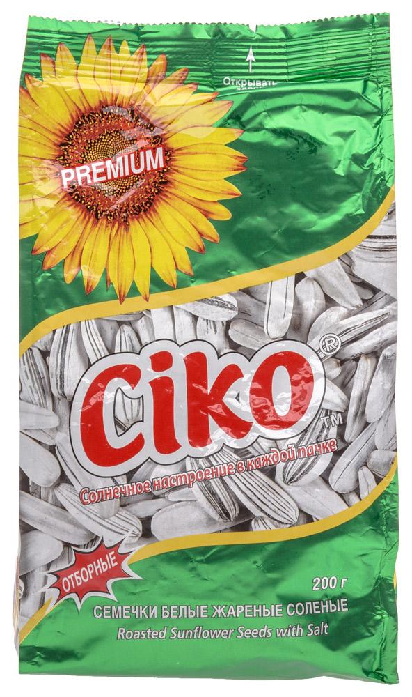 Орехи, сухофрукты  Окей Доставка Семечки подсолнечника Ciko белые 200г