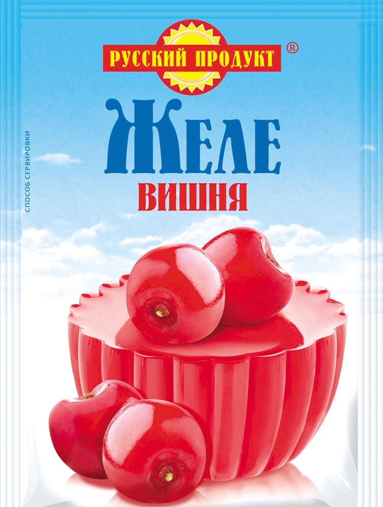 Окей Доставка Желе Русский продукт вишня 50г