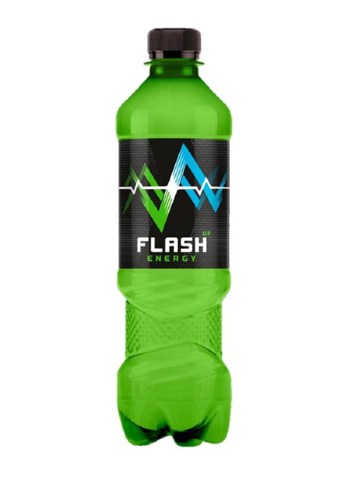 Напиток Flash Up Energy энергетический б/а газ 0,5л пэт Балтика
