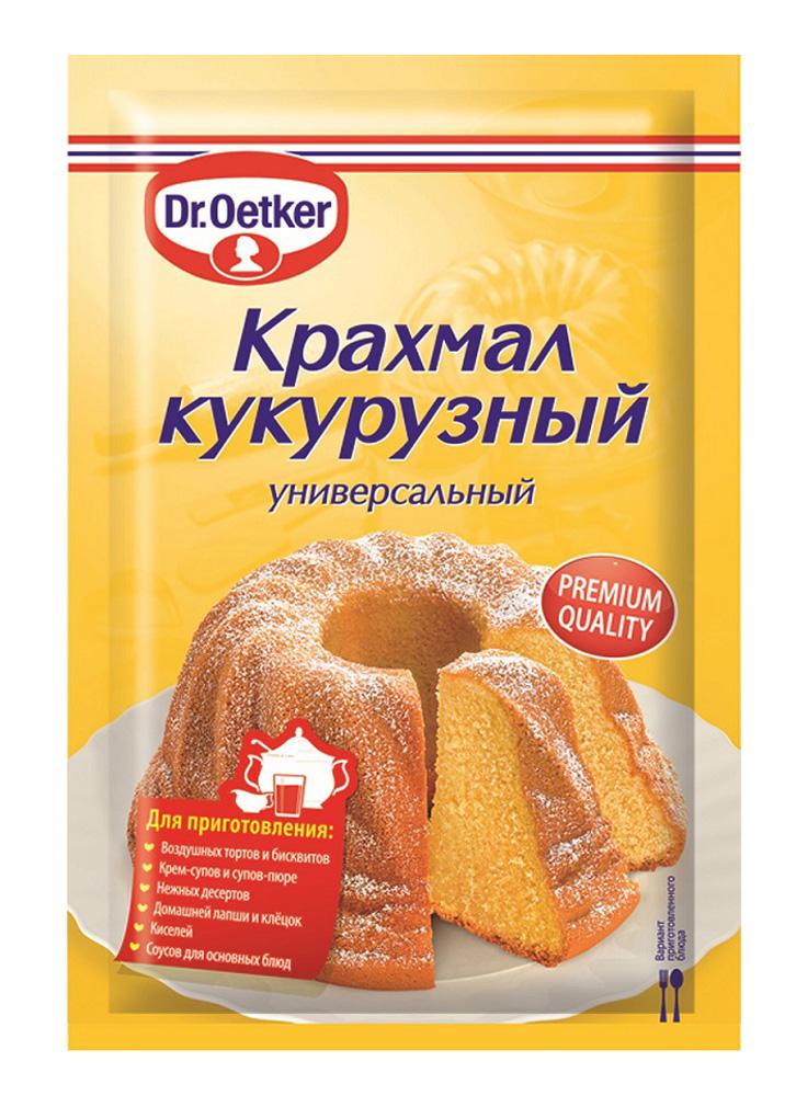 Окей Доставка Крахмал кукурузный  Dr.Oetker 100г