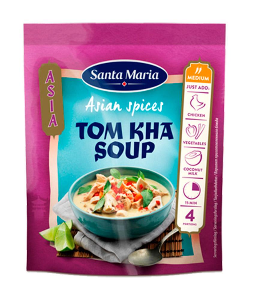 Смесь суповая Santa-Maria Tom Kha 30г