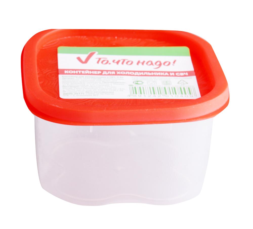 Контейнер ТЧН! д/холодильника/СВЧ 0,4л - купить с доставкой в интернет-магазине О