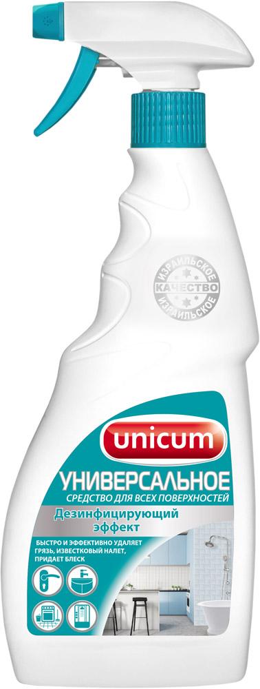Универсальное средство д/кухни Unicum 500мл фото