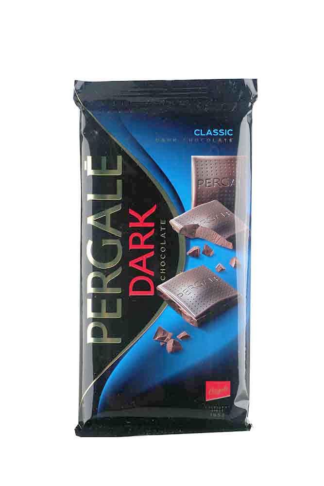 Шоколад темный Pergale 100г