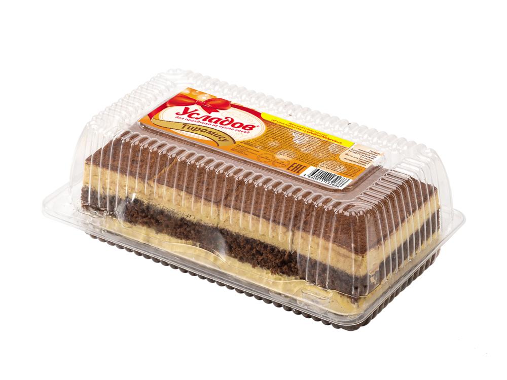 Торты и пирожные  Окей Доставка Пирожное Усладов Тирамису 300г