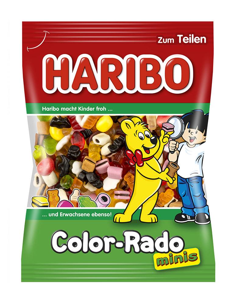 Жев конфеты Haribo Colo-Rado Мини 175г
