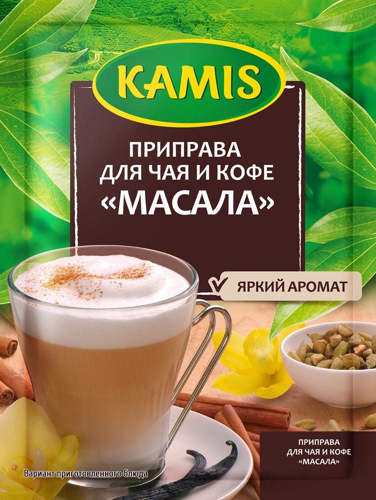 Окей Доставка Приправа для чая и кофе Kamis Масала 20г