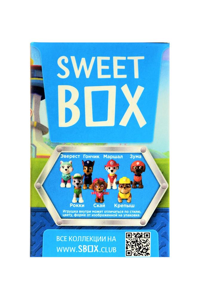 Окей Доставка Мармелад жевательный SweetBox Говорящий Томс игрушкой Конфитрейд 10г