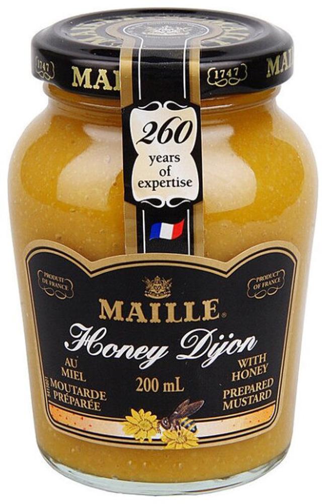 Горчица Maille с медом