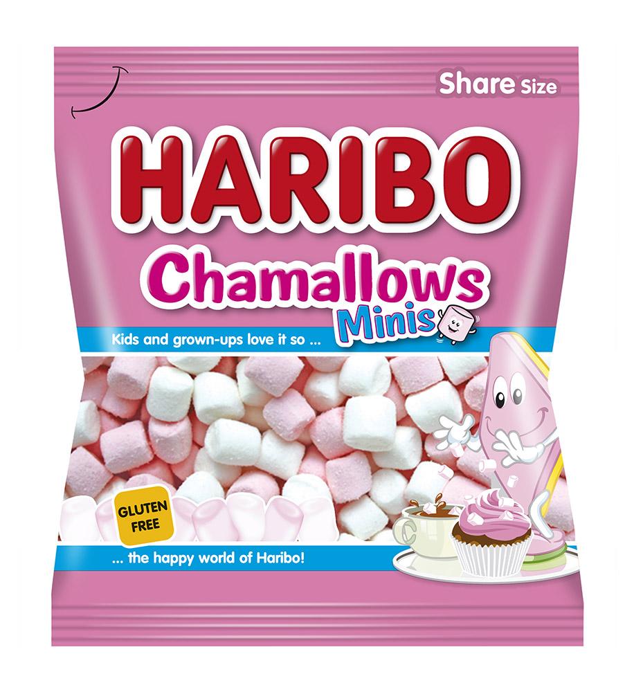 Окей Доставка Маршмеллоу HARIBO Chamallows minis 90г