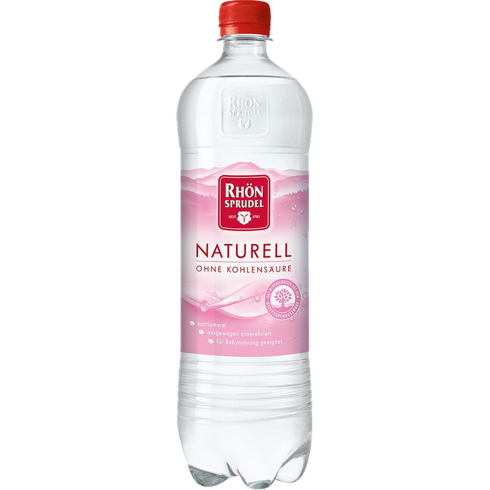 Вода минеральная Rhоn Sprudel н/газ стол 1л пэт